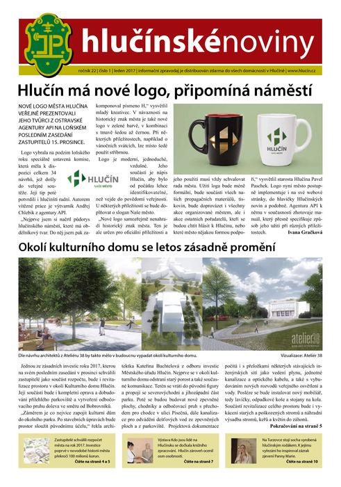 Hlučínské noviny - 01-2017